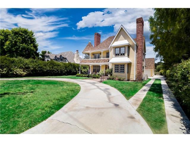 21153 Placerita Canyon Road, Newhall, CA 91321 (#SR18163614) :: Heber's Homes