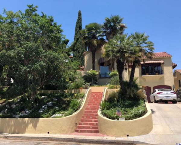 863 E Mountain Street, Glendale, CA 91207 (#318002739) :: TruLine Realty