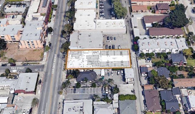 840 N Fair Oaks Avenue, Pasadena, CA 91103 (#818003470) :: TruLine Realty