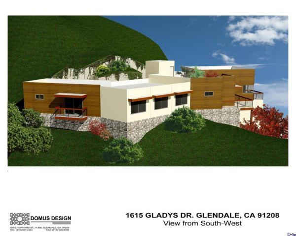 1615 Gladys Drive, Glendale, CA 91206 (#318002812) :: TruLine Realty