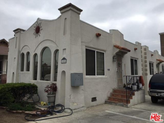 1028 S Serrano Avenue, Los Angeles (City), CA 90006 (#18364526) :: Lydia Gable Realty Group