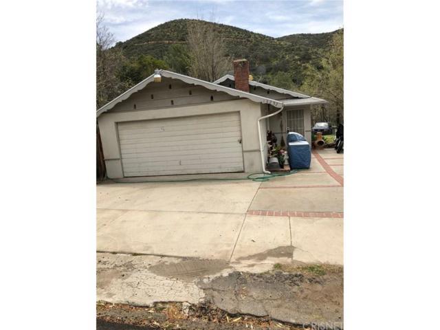 13252 Chrisco Street, Agua Dulce, CA 91390 (#SR18169583) :: TruLine Realty
