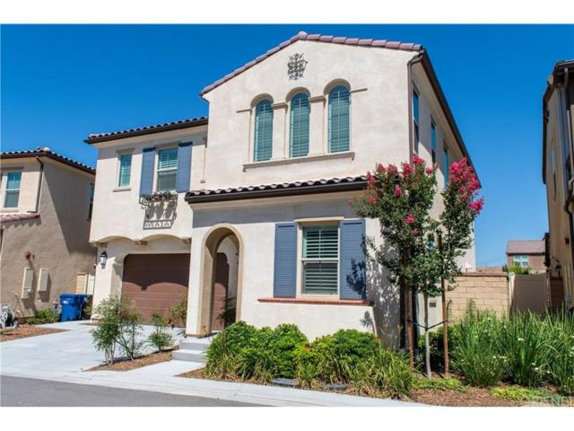 27265 Pascal Place, Saugus, CA 91350 (#SR18169524) :: Heber's Homes