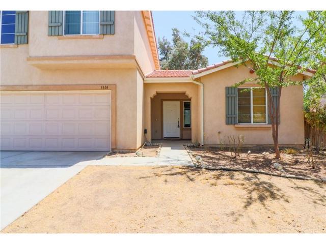 3614 Desert Oak Drive, Palmdale, CA 93550 (#SR18169416) :: TruLine Realty