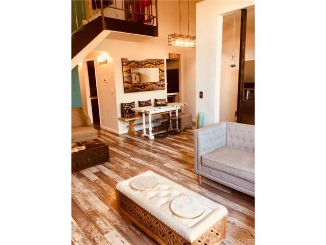 18008 Saratoga Way #518, Canyon Country, CA 91387 (#SR18169487) :: Heber's Homes