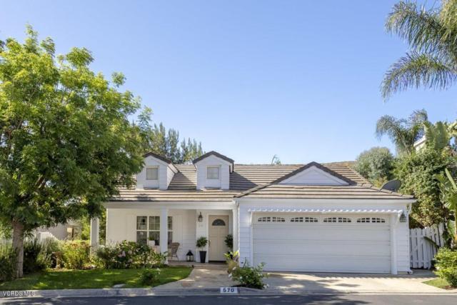 570 Stoney Peak Court, Simi Valley, CA 93065 (#218008872) :: TruLine Realty