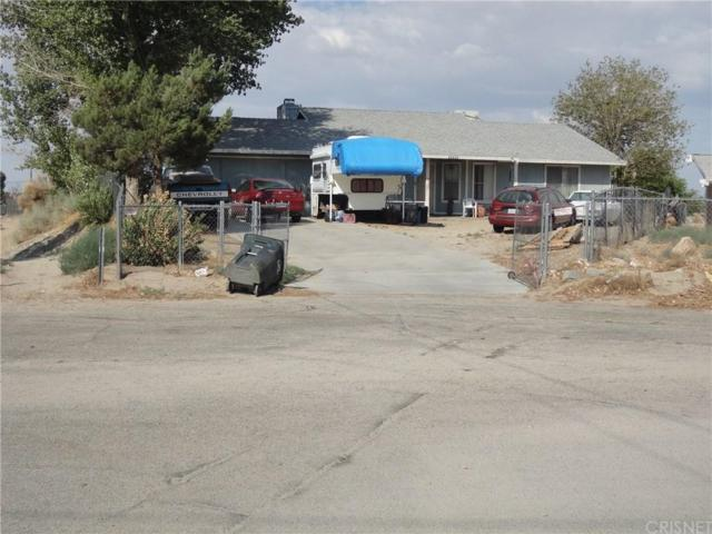 40364 165TH Street E, Palmdale, CA 93591 (#SR18169782) :: Fred Howard Real Estate Team