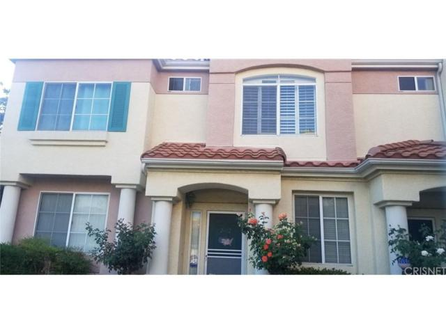 27007 Karns Court #2402, Canyon Country, CA 91387 (#SR18169991) :: Heber's Homes