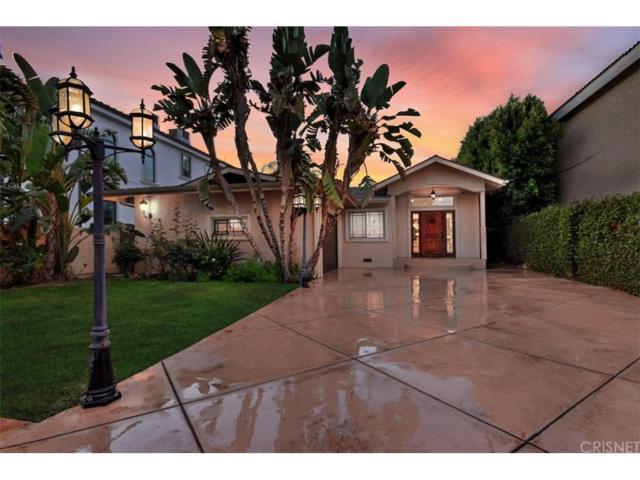 14813 Otsego Street, Sherman Oaks, CA 91403 (#SR18161153) :: TruLine Realty