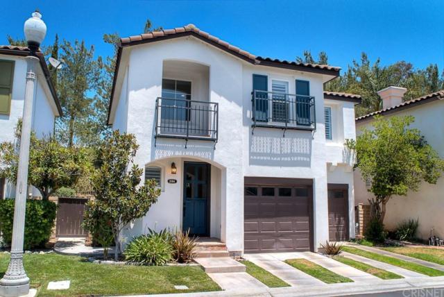 28164 Cabrillo Lane, Valencia, CA 91354 (#SR18164641) :: Heber's Homes