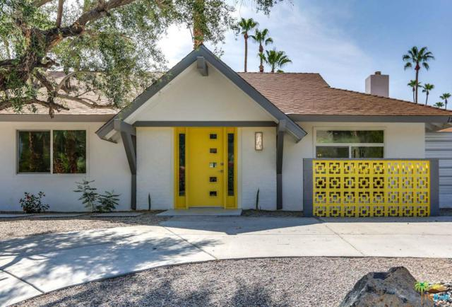 1266 S Farrell Drive, Palm Springs, CA 92264 (#18362120PS) :: The Fineman Suarez Team