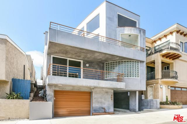 417 21ST Street, Manhattan Beach, CA 90266 (#18365354) :: The Fineman Suarez Team
