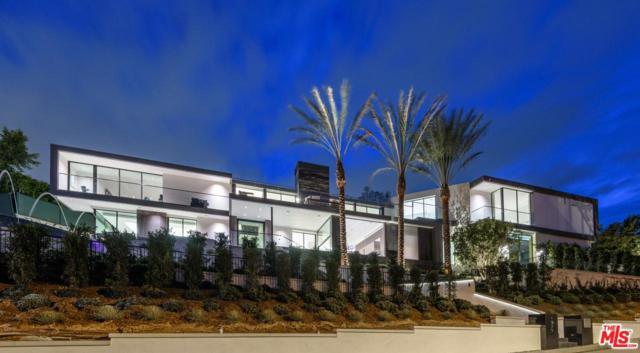 1029 Hanover Drive, Beverly Hills, CA 90210 (#18364768) :: The Fineman Suarez Team