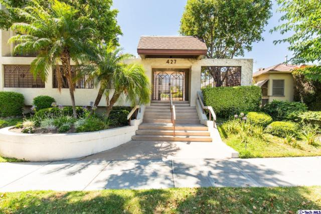 427 E Orange Grove Avenue #106, Burbank, CA 91501 (#318002834) :: The Fineman Suarez Team