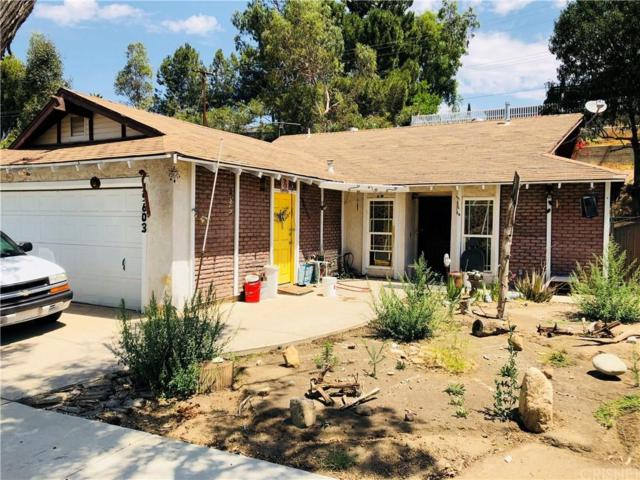 19603 Steinway Street, Canyon Country, CA 91351 (#SR18170927) :: Heber's Homes