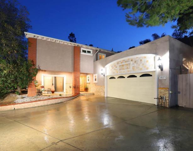 1523 Colina Drive, Glendale, CA 91208 (#318002821) :: Paris and Connor MacIvor