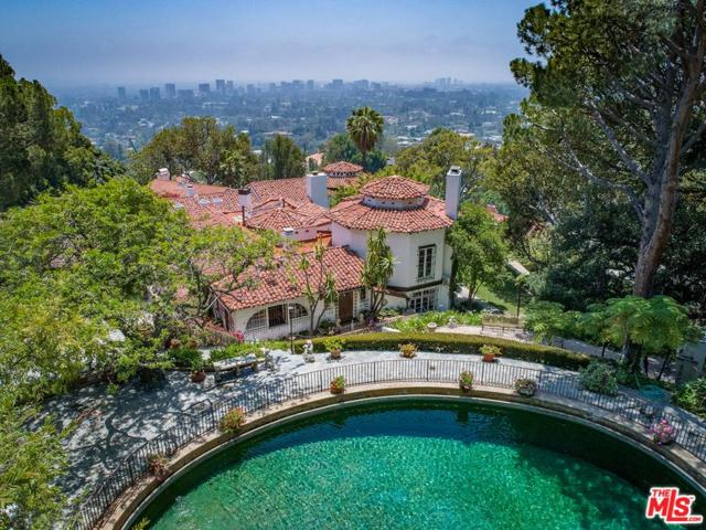 1500 Seabright Place, Beverly Hills, CA 90210 (#18365552) :: The Fineman Suarez Team