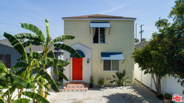1734 W 37TH Drive, Los Angeles (City), CA 90018 (#18365056) :: Fred Howard Real Estate Team