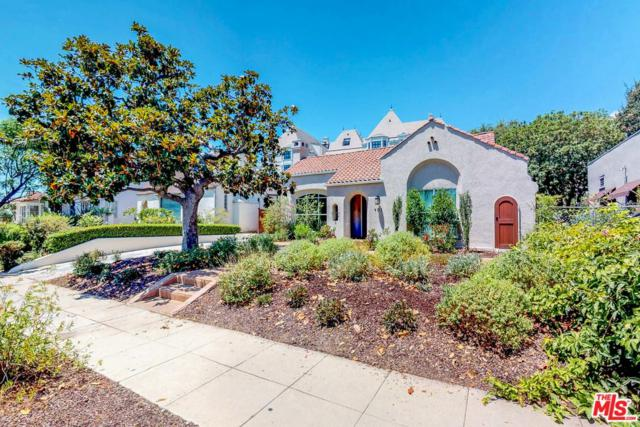 403 N Arden Boulevard, Los Angeles (City), CA 90004 (#18365708) :: Fred Howard Real Estate Team