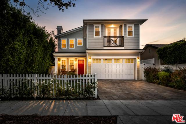 639 N Sierra Bonita Avenue, Los Angeles (City), CA 90036 (#18363614) :: Fred Howard Real Estate Team