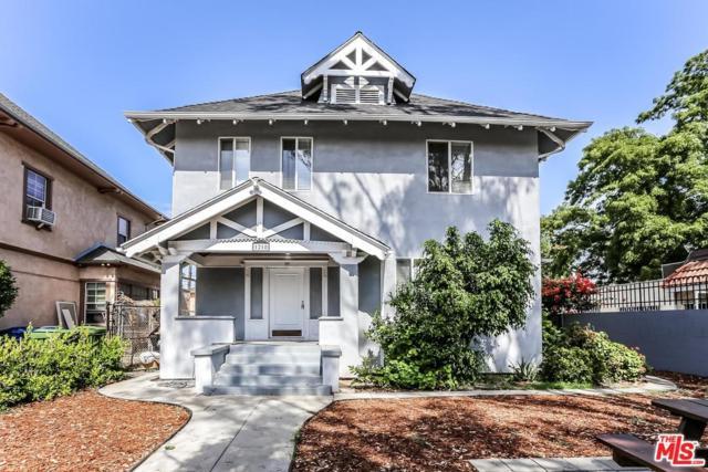 1218 Magnolia Avenue, Los Angeles (City), CA 90006 (#18365832) :: Fred Howard Real Estate Team