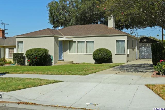 1255 Idlewood Road, Glendale, CA 91202 (#318002857) :: TruLine Realty