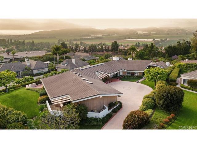 1263 Vista Del Cima, Camarillo, CA 93010 (#SR18141040) :: TruLine Realty