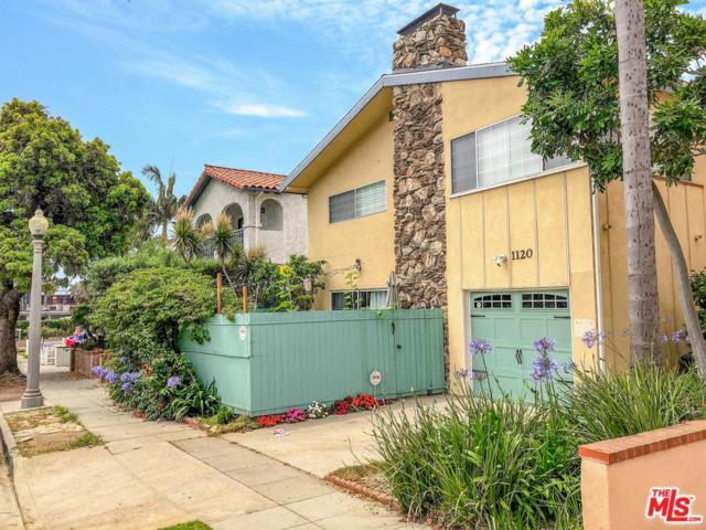 1120 24TH Street B, Santa Monica, CA 90403 (#18366268) :: TruLine Realty