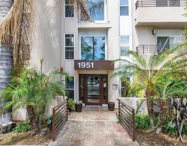 1951 N Beachwood Drive #107, Los Angeles (City), CA 90068 (#318002872) :: Lydia Gable Realty Group