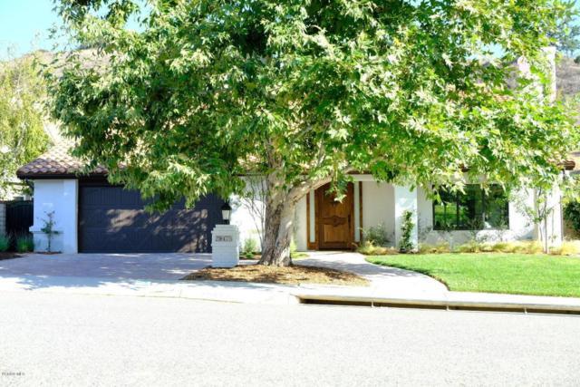 29475 Fountainwood Street, Agoura Hills, CA 91301 (#218009052) :: Lydia Gable Realty Group