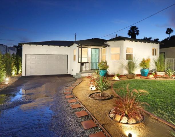 521 N Keystone Street, Burbank, CA 91506 (#318002878) :: Fred Howard Real Estate Team