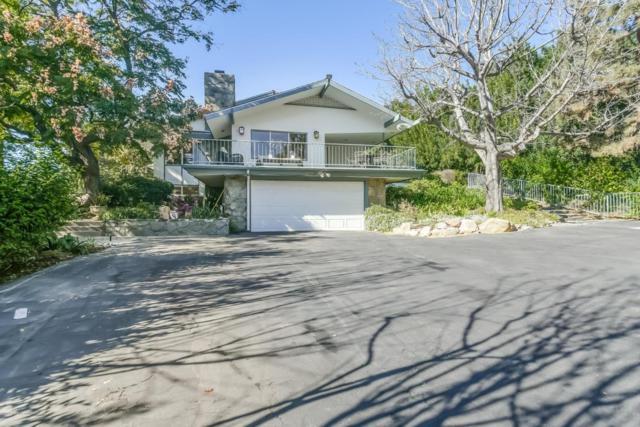2090 N Villa Heights Road N, Pasadena, CA 91107 (#818003561) :: TruLine Realty