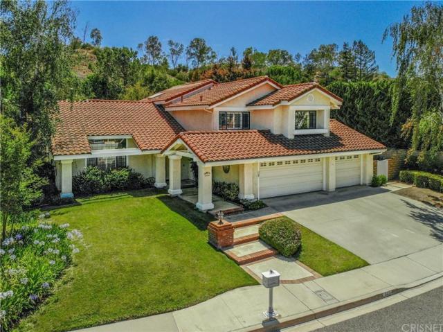 762 Lynnmere Drive, Thousand Oaks, CA 91360 (#SR18173827) :: Lydia Gable Realty Group