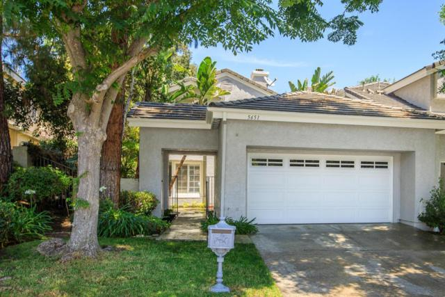 5651 Tanner Ridge Avenue, Westlake Village, CA 91362 (#218009065) :: Desti & Michele of RE/MAX Gold Coast