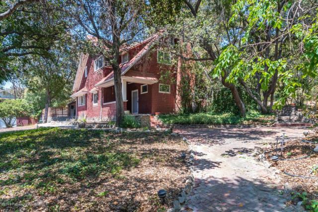 1843 Oakwood Avenue, Glendale, CA 91208 (#818003567) :: TruLine Realty