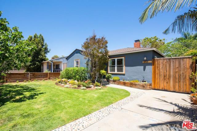 2728 Burkshire Avenue, Los Angeles (City), CA 90064 (#18366008) :: TruLine Realty