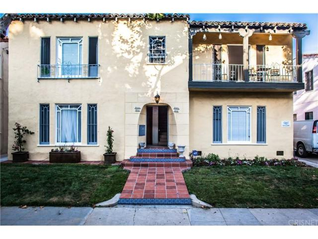204 S Rexford Drive, Beverly Hills, CA 90212 (#SR18172901) :: TruLine Realty