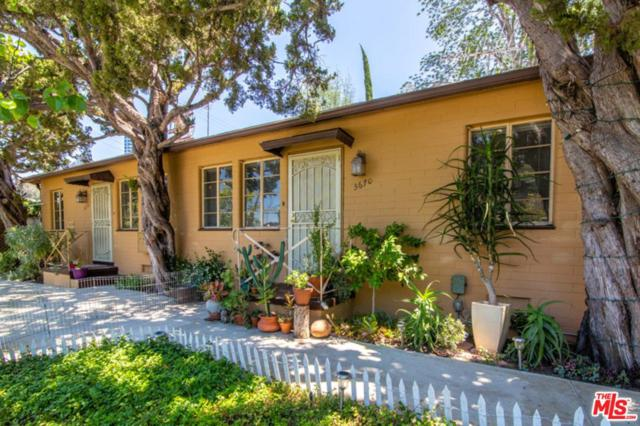 3670 Regal Place, Los Angeles (City), CA 90068 (#18366852) :: TruLine Realty