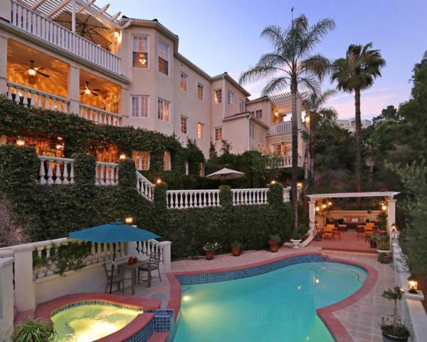 1348 Wierfield Drive, Pasadena, CA 91105 (#318002886) :: TruLine Realty