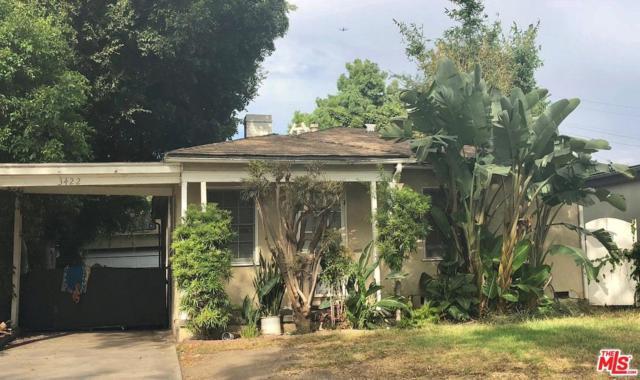 3422 Fay Avenue, Culver City, CA 90232 (#18360186) :: TruLine Realty