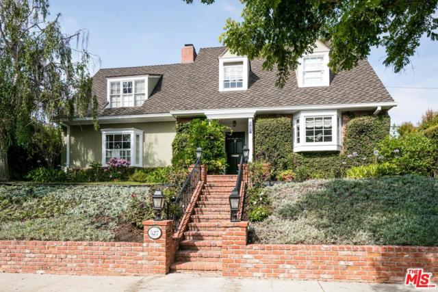 527 Hillgreen Drive, Beverly Hills, CA 90212 (#18365998) :: TruLine Realty