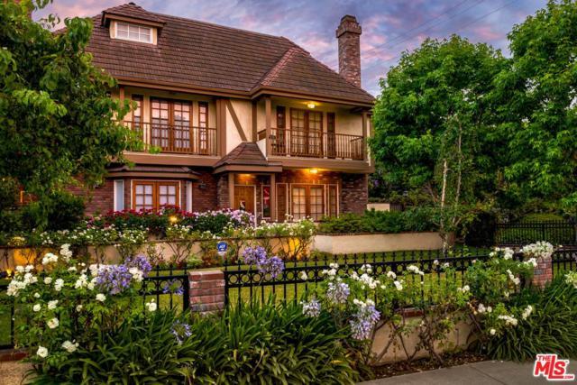 128 Georgina Avenue #2, Santa Monica, CA 90402 (#18365582) :: TruLine Realty