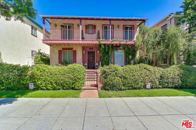 9965 Durant Drive, Beverly Hills, CA 90211 (#18366954) :: TruLine Realty