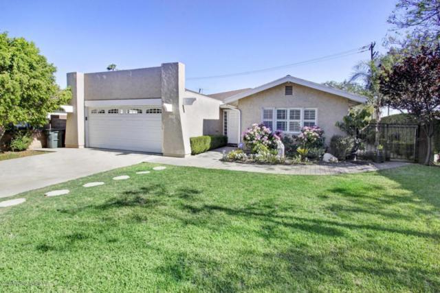 2112 Queensberry Road, Pasadena, CA 91104 (#818003578) :: TruLine Realty