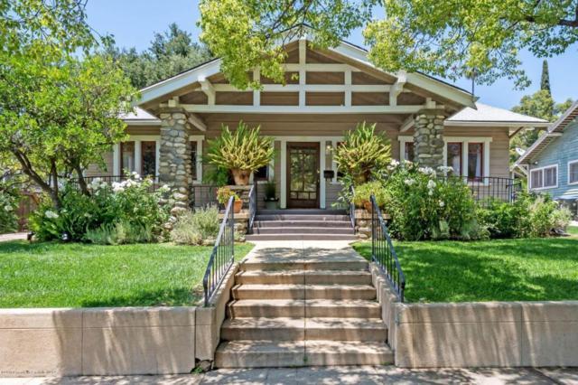 925 E Elizabeth Street, Pasadena, CA 91104 (#818003584) :: TruLine Realty
