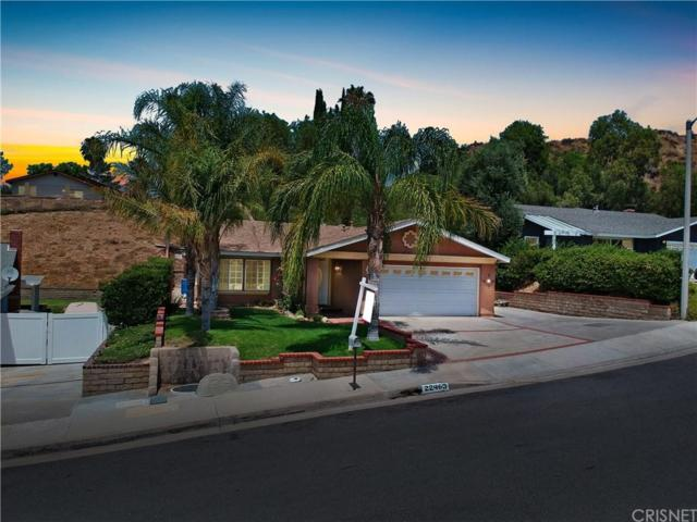 22463 Tula Drive, Saugus, CA 91350 (#SR18174943) :: Golden Palm Properties