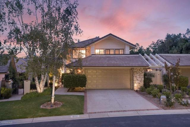 4177 Dan Wood Drive, Westlake Village, CA 91362 (#218009119) :: Desti & Michele of RE/MAX Gold Coast