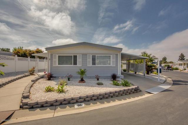 90 Pollock Lane, Ventura, CA 93003 (#218009141) :: Desti & Michele of RE/MAX Gold Coast