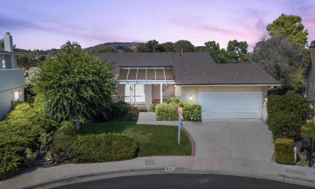 721 Mondego Place, Thousand Oaks, CA 91360 (#218009143) :: Desti & Michele of RE/MAX Gold Coast