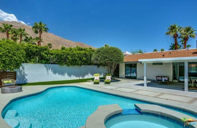 295 E Palo Verde Avenue, Palm Springs, CA 92264 (#18366966PS) :: Fred Howard Real Estate Team
